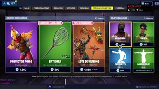 THE *NEW AND BEST STORE* OF FORTNITE TODAY NOVEMBER 23 *NEW SKIN* OF POOL AND LOT OF OFFER