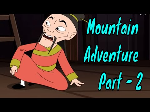 Mountain Adventure Part - 2 - Epi - 48 - Chimpoo Simpoo - Funny Hindi Cartoon Series - Zee Kids