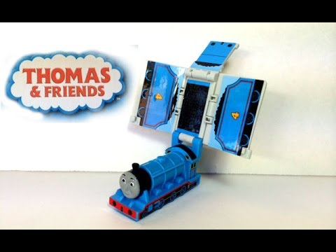 Asian Thomas and Friends Toy Train Gordon the Big Engine Building Kit like Lego