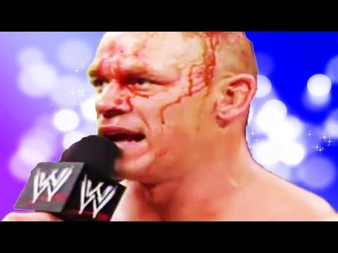 WWE Extreme Rules 2012 REVIEW - John Cena vs. Brock Lesnar (BLOODBATH!) Travel Video