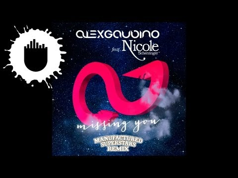 Alex Gaudino Feat. Nicole Scherzinger - Missing You (Manufactured Superstars Remix) (Cover Art)