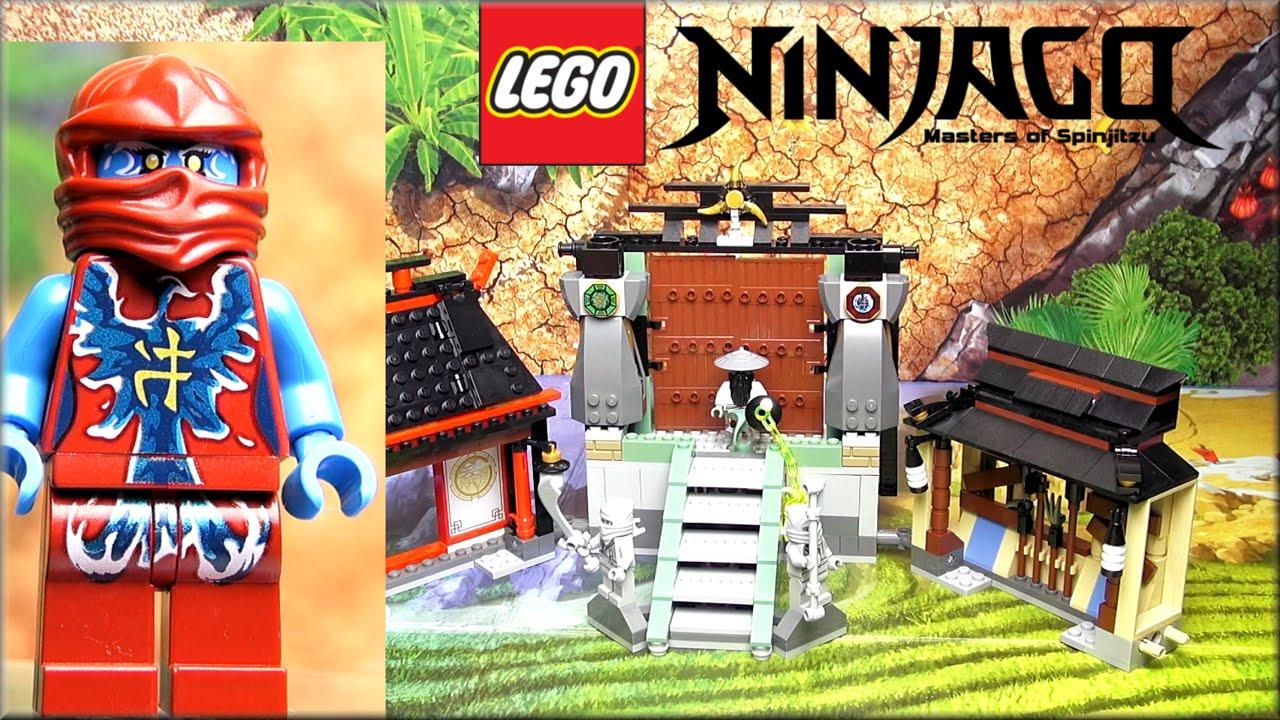 Конструктор Lego Ninjago 70756 - 2015 обзор на русском языке .
