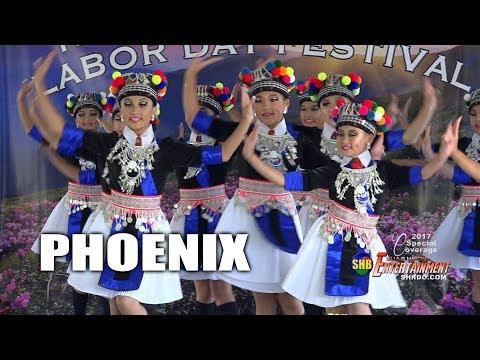 SUAB HMONG E-NEWS:  Hmong Dancer Group PHOENIX Round 1 - 2017 Hmong National Labor Day Festival