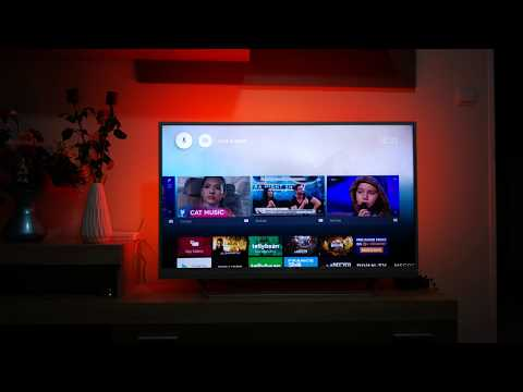 Philips 49PUS6482 Smart Tv 4K - Ambilight 3 si Android Tv la Superlativ!