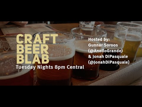 Craft Beer Blab 05/03/2016