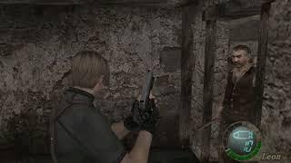 Resident Evil 4 Part 3 Os Bugs e o Chefe