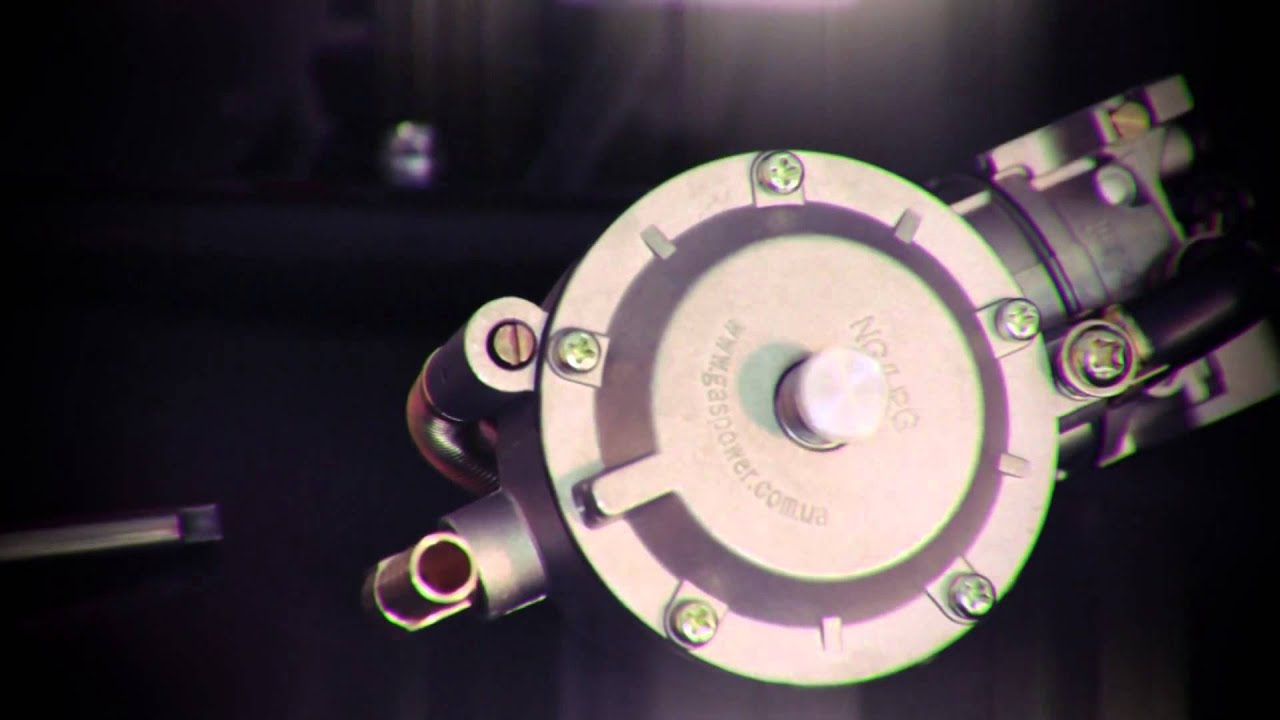 Бензиновый генератор на газу,на Метане. - YouTube
