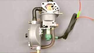 Газовый комплект на генератор (пропан-бутан, метан) Gaspower KMS-3 и KBS-2(На генератор 2,5 кВт: http://fajno.in.ua/p60898616-kms-gazovyj-komplekt.html На генератор 5 кВт: http://fajno.in.ua/p109143416-modul-gaz-benzin.html ..., 2015-01-26T15:33:45.000Z)