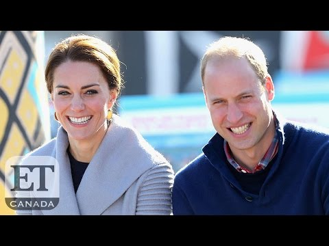 Prince William And Duchess Kate Middleton Visit Whitehorse On Royal Tour Of Canada