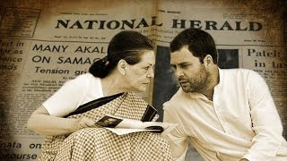 Herald Case: Notice Issued to Sonia & Rahul Gandhi on Swamys Plea