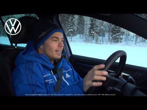 Sweden Ice Adventure – Get hooked on the Golf R! | Volkswagen