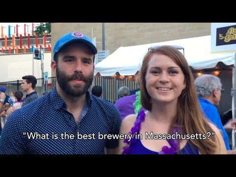 What is the best brewery in Massachusetts? We asked WGBH Craft Beer Festival attendees