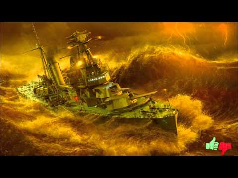 World of Warships OST 161 - Black Sea Part 1 and 2 connected - Port (0.5.6)