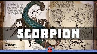 ARK Survival Evolved Scorpion Скорпион