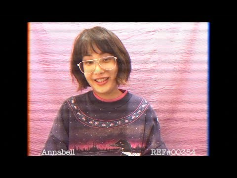 Annabell - 80s Video Dating Profile