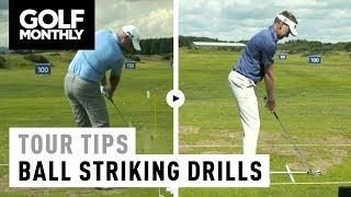 Tour Tips - Tour Ball Striking Drills