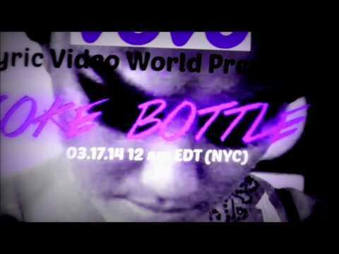 Agnezmo Official Vevo Account and Coke Bottle Lyrics Video