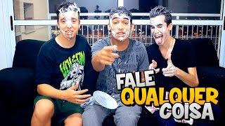DESAFIO: FALE QUALQUER COISA (ft. Popo e Dodo)