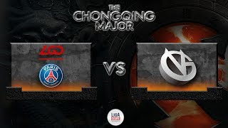 [DOTA 2] Liquid VS Secret (BO3) - Chongqing Major PlayOff Day 1