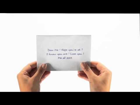 Letter 2 future Send a letter to yourself and receive it in the