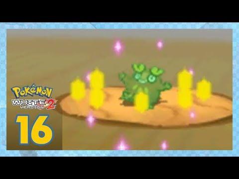Pokémon White 2 #16 • Vast, Sparkling Desert
