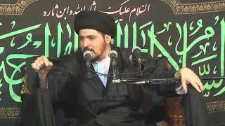 عصر الإمام المهدي عجل الله فرجه عصر إتصال الإنسان بالملائكة - السيد منير الخباز