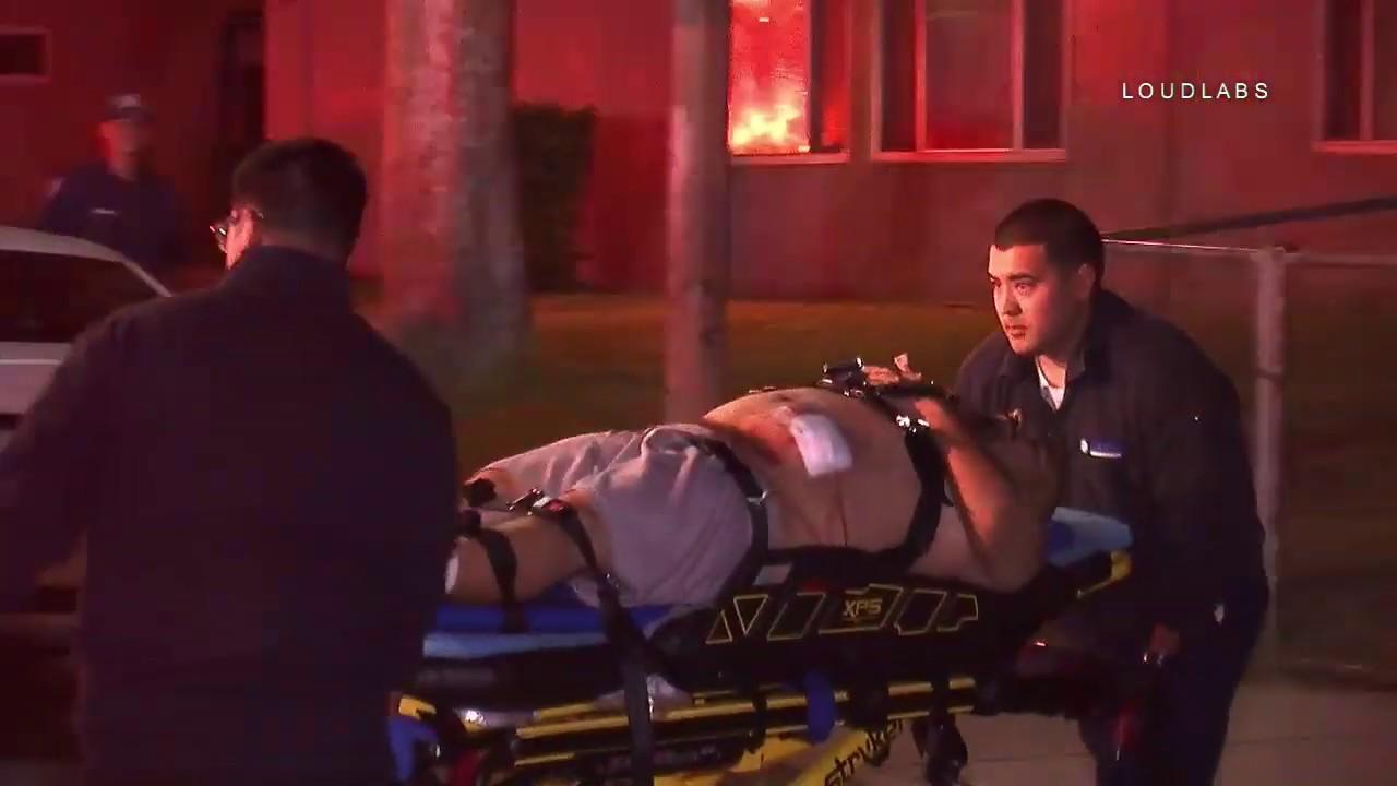 Stabbing At Apartment Complex / Pomona 8 7 19
