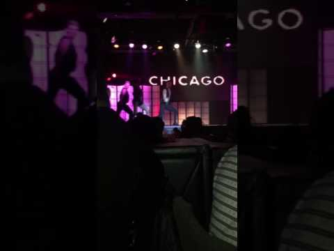 Pattaya Hart performing All That Jazz at #DragBrunch NYC