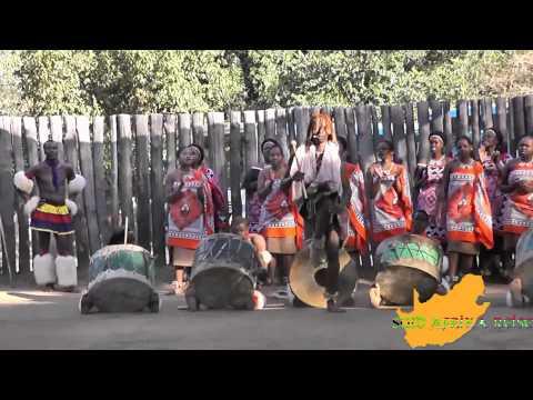 Swaziland: Mantenga Swazi Cultural Village