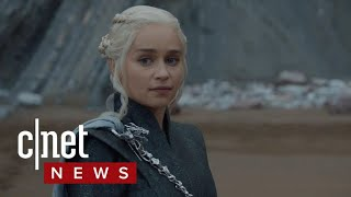 Hackers breach HBO's firewall, steal Game of Thrones script (CNET News)