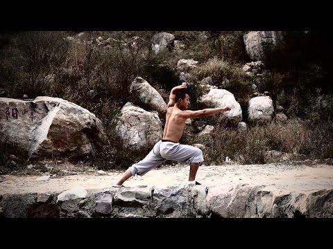 Rare Shaolin form: Liuhequan (Six harmonies boxing)