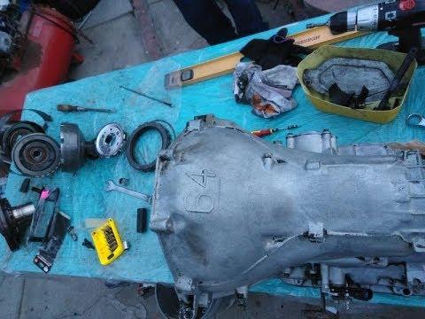 Cómo reparar una transmisión automática bien fácil con este metodo