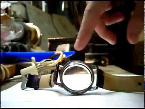 Чем можно смазать наручные часы