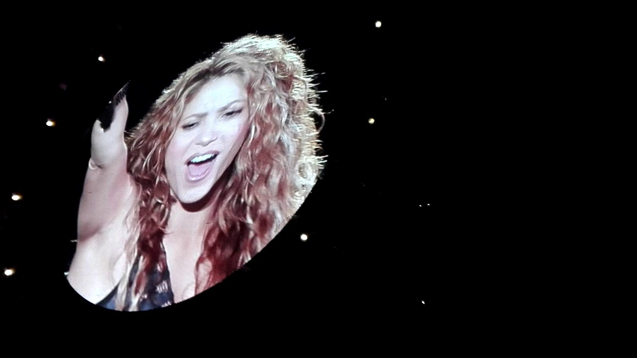 Shakira - Antologia (El Dorado World Tour) (Bogotá - 03 de Noviembre)