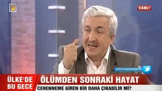 Müslümanlar Cehenneme Girecek mi.?- Prof.Dr. Mehmet Okuyan