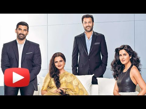 Fitoor - First Look Out - Katrina Kaif, Aditya Roy Kapur, Rekha
