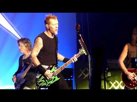 Metallica w/ Bob Rock - Dirty Window (Live in San Francisco, December 10th, 2011)
