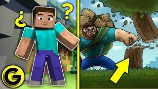 ¿Cuanta fuerza tiene Steve de Minecraft?   ¿Es más fuerte que Saitama?   Teoría