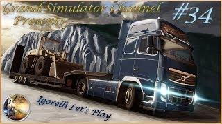 Euro Truck Simulator 2 с Модами (Серия 34)