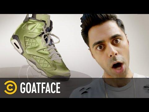 Sneaker Baus: The Rarest Air Jordans - Goatface