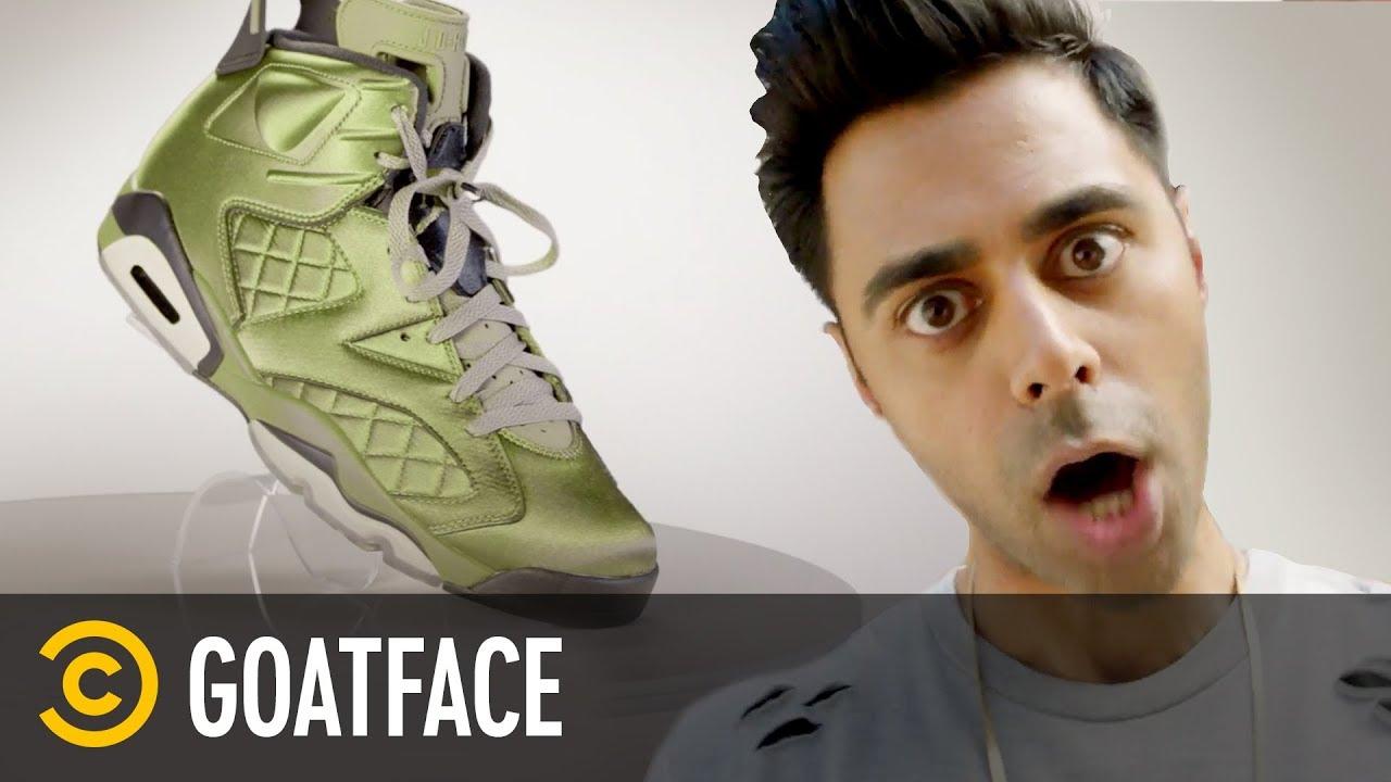 a4def812f663a0 Sneaker Baus  The Rarest Air Jordans - Goatface - YouTube