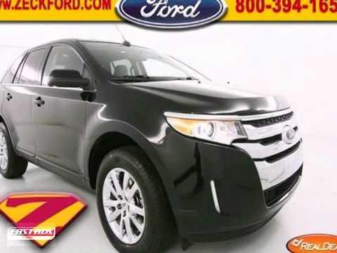 2012 Ford Edge F7725 In Kansas City Lawrence Ks Youtube
