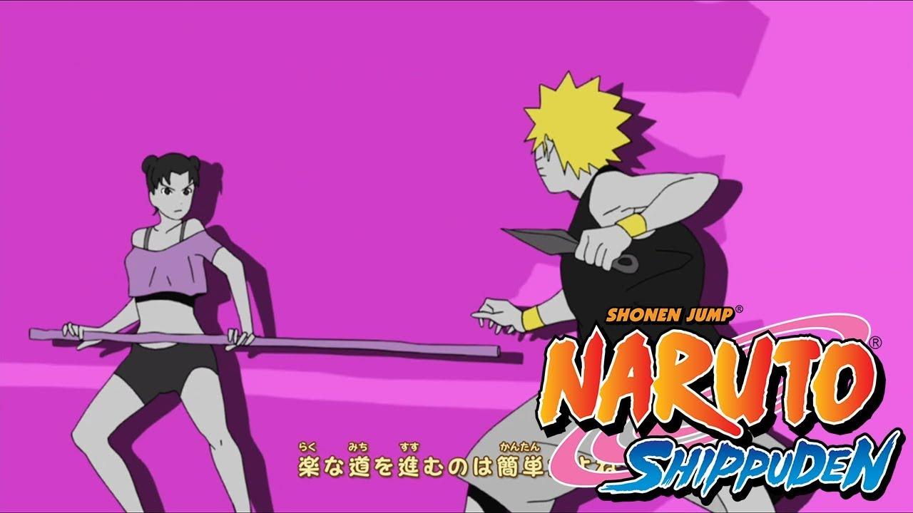 Naruto Shippuden - Ending 15   U Can Do It