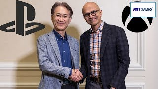 SONY & MSFT Team Up To Fight Google Threat