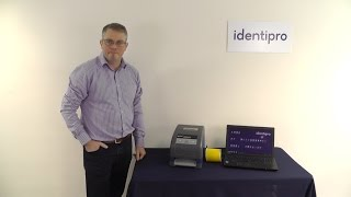 Brady BBP33 industrial label printer - a UK overview