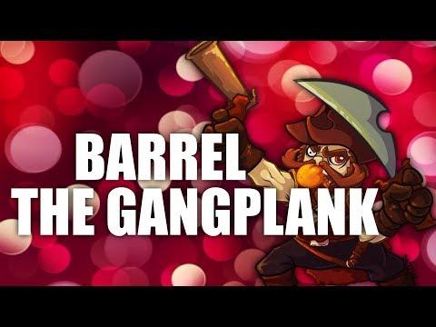 Captain BARREL - League of Legends thumbnail