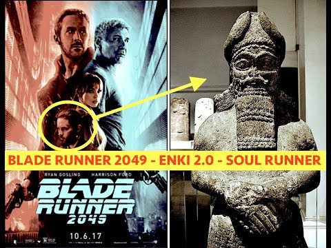 Blade Runner 2049, Parallels Enki, Genetic Manipulation & AI, Leaves You Asking, What is the Soul?