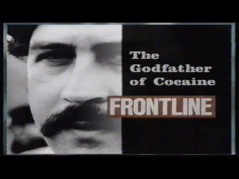 Pablo Escobar : The Godfather of Cocaine. Full Documentary