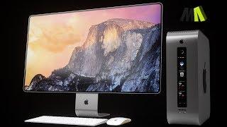Новый iMac 2019