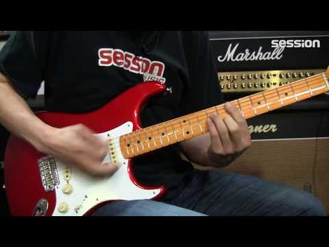 Fender Classic Series 50s Stratocaster Lacquer MN CAR